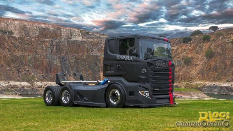 Scania kivara 1
