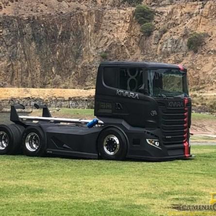 Kivara 900 - O incrível Scania construído na África do Sul