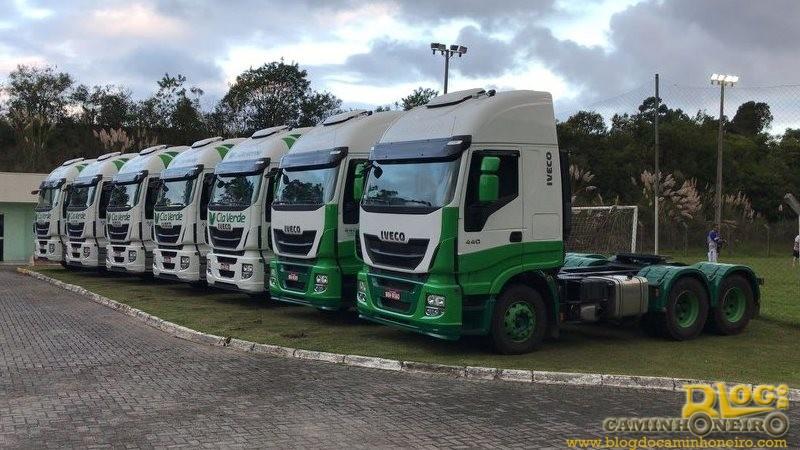Cia Verde amplia frota e contrata motoristas no Paraná e Nordeste