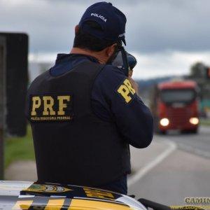 Caminhões têm restrição de tráfego no feriado de Corpus Christi