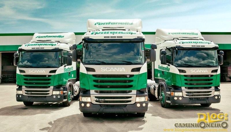 Fontanella Transportes abre cadastro para novos motoristas
