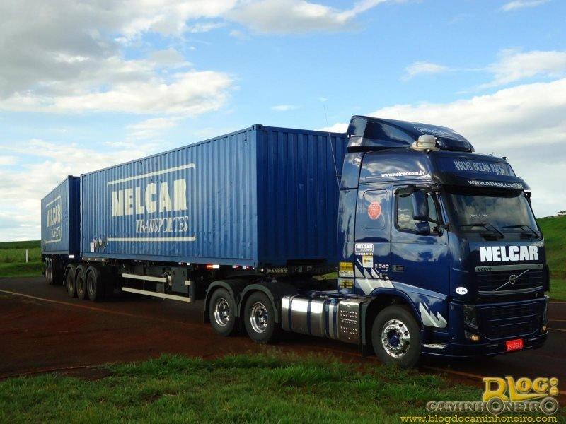 Nelcar Transportes tem vagas para motoristas carreteiros em Cubatão-SP