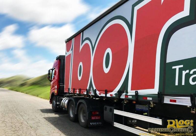 Ibor Transportes abre novas vagas para motoristas carreteiros sem experiência
