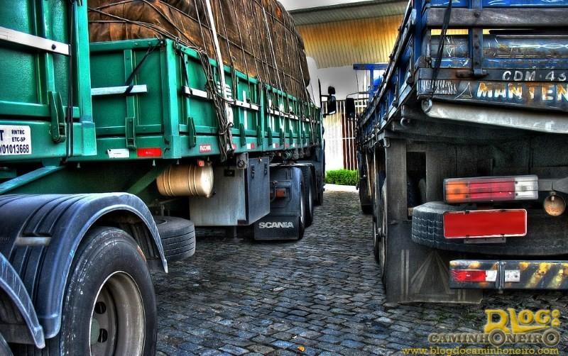 Avança reserva de frete da Conab para caminhoneiros autônomos