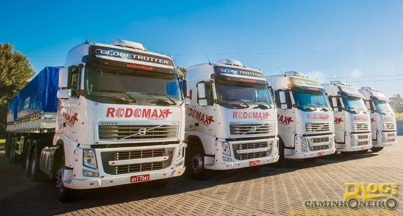 Rodomax abre novas vagas para motoristas carreteiros em Cascavel-PR