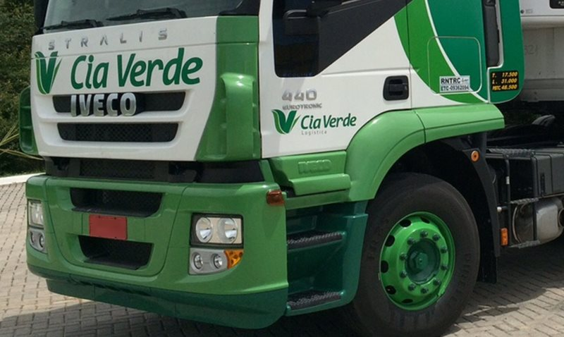 Cia Verde ganha ação contra motorista que fez quebra de asa