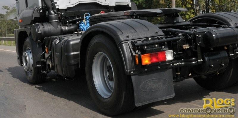 Sistemas antispray serão obrigatórios em caminhões