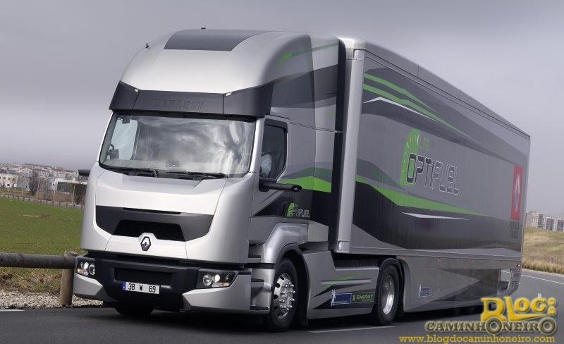 Parlamento Europeu aprova volta dos caminhões bicudos