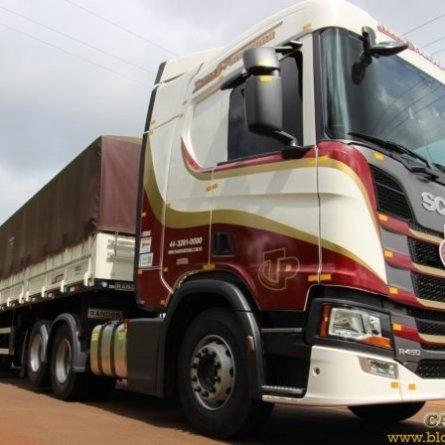 Transpanorama anuncia abertura de vagas para carreteiros em Campo Grande-MS