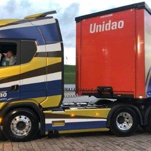 Unidão Transportes abre cadastro para novos motoristas carreteiros