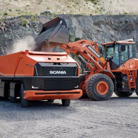 Scania tem projeto para uso de caminhão sem motorista no Brasil em 2023