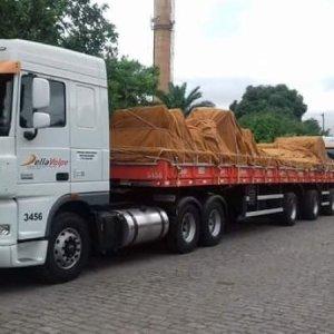Transportes Della Volpe tem vagas para motoristas carreteiros com e sem experiência em São Paulo