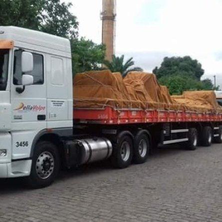 Transportes Della Volpe abre vagas para motoristas truck