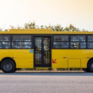 Volkswagen apresenta ônibus de 15 metros para até 115 passageiros