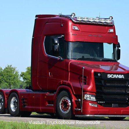Procura por caminhões bicudos ainda é alta na Europa