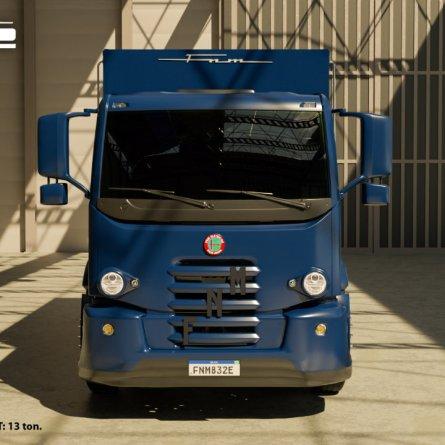 Caminhões FNM voltarão a ser produzidos ainda esse ano