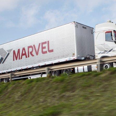 Transportes Marvel abre novas vagas para motoristas truck e carreteiros em quatro estados