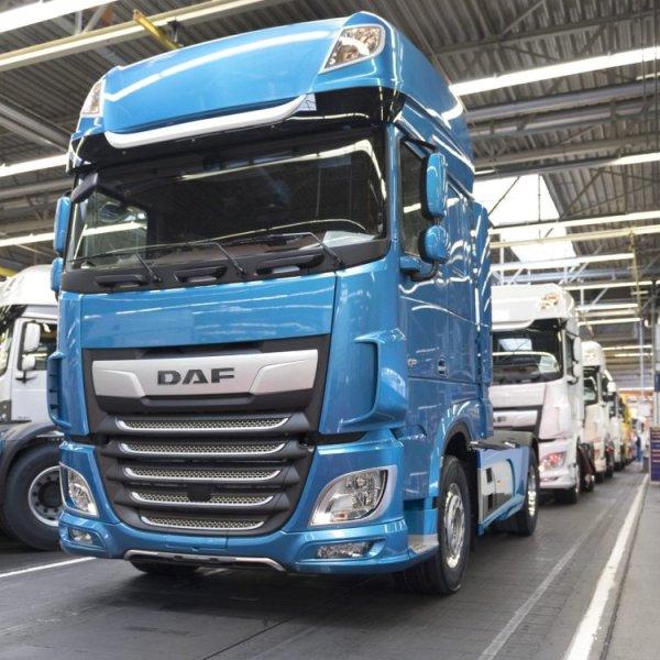 DAF irá lançar nova geração de caminhões no Brasil no próximo dia 18