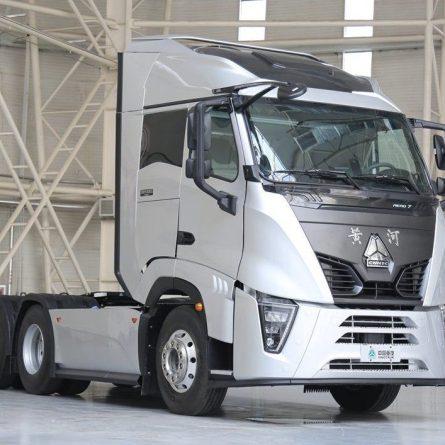 Caminhão chinês adianta nova norma para cabines na Europa