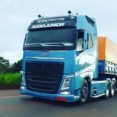 RodoJunior renova frota com 150 caminhões Volvo FH 2021