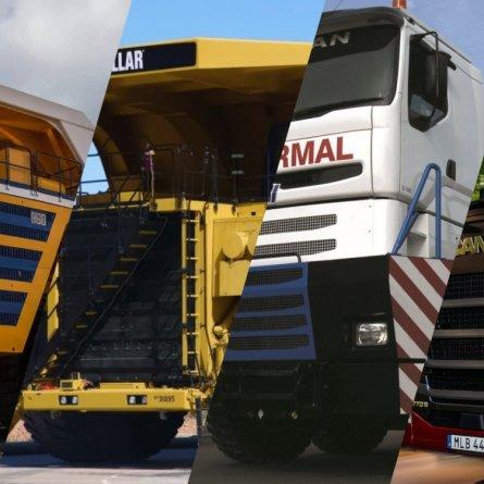 Qual o caminhão mais potente do mundo?