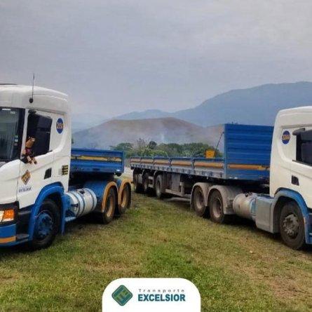 Transporte Excelsior abre escola para motoristas carreteiros sem experiência no RJ