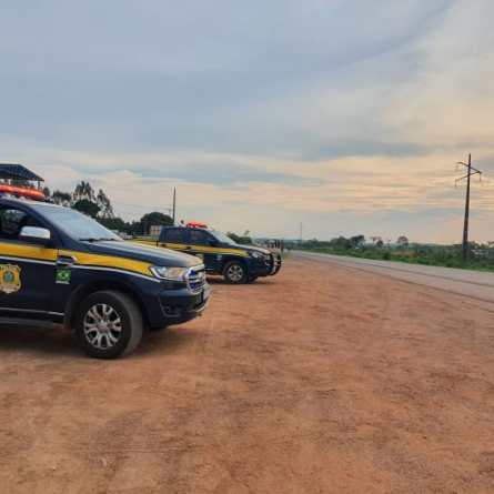 PRF flagra adolescente dirigindo carreta no Mato Grosso