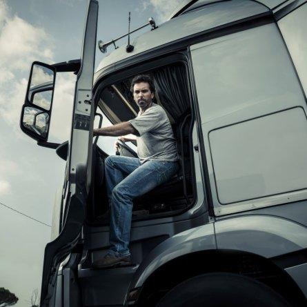 Atualização - Falta de motoristas no Brasil - Mais de 80% dos caminhoneiros acham que o salário é o problema