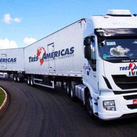 Três Américas Transportes e Logística tem vagas para motoristas carreteiros no Mato Grosso do Sul