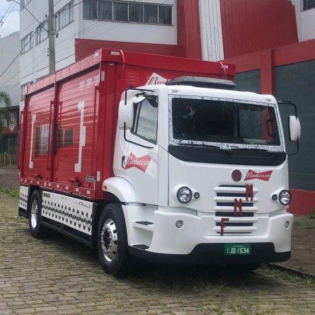 EXCLUSIVO - Novos caminhões elétricos FNM já tem pré-vendas de 7 mil unidades