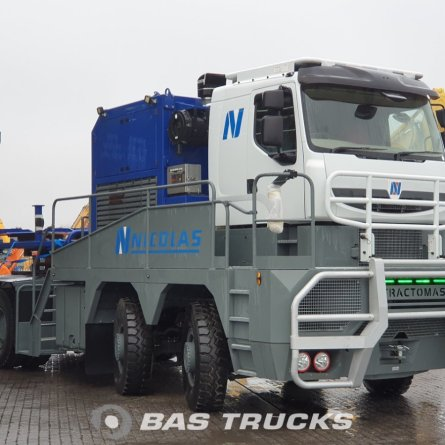 O maior caminhão rodoviário do mundo está a venda na Europa