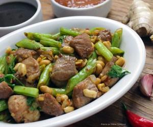 Pernil de Porco à Moda Thai