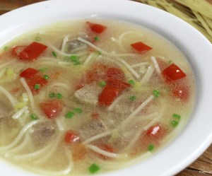 Sopa de costela