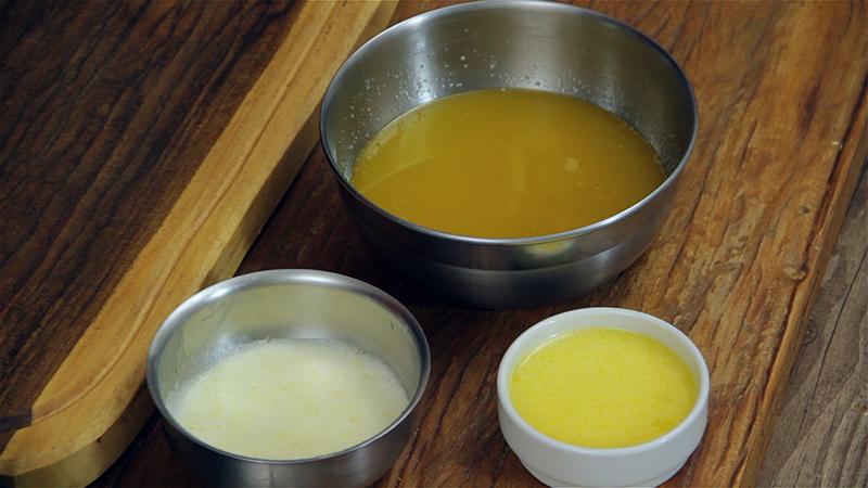 Manteiga Clarificada - Ghee