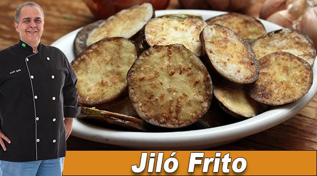 Jiló Frito - Tthumbnail