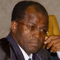 Ministro do STF, Joaquim Barbosa