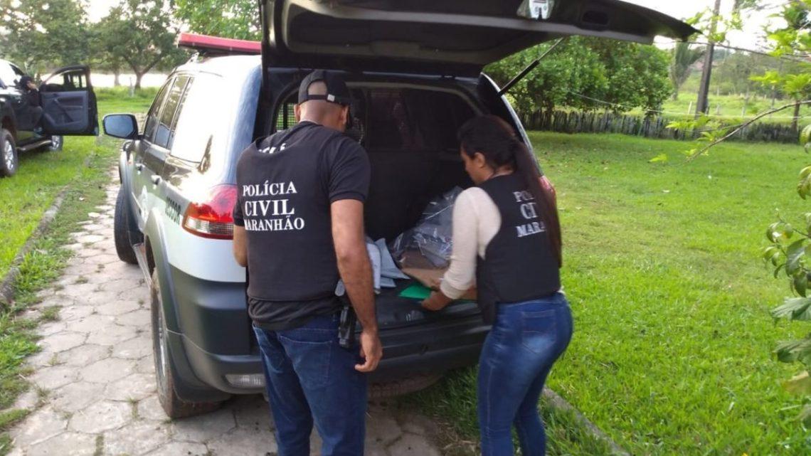 Gaeco desbarata associação criminosa envolvendo vereadores e Presidente de Câmara no Maranhão