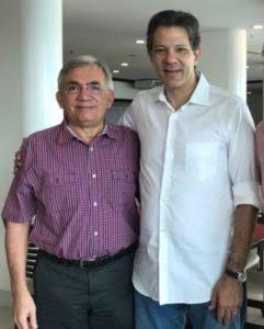 Relação familiar – Filha de Natalino Salgado empregou esposa de Fernando Haddad no Maranhão