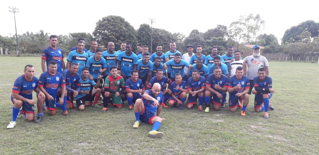 Guarda Municipal de Pinheiro realiza futebol solidário no povoado Três Marias/Peri-Mirim