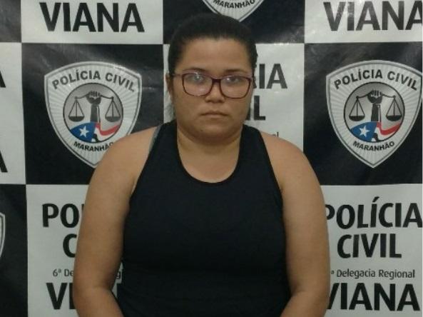 Polícia prende funcionária acusada de aplicar golpes em clientes de casa lotérica em Viana