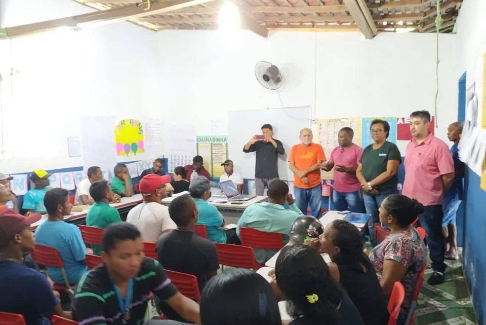 AGERP Pinheiro – Ater Mais Gestão realiza ações em comunidades de Turiaçu e Santa Helena
