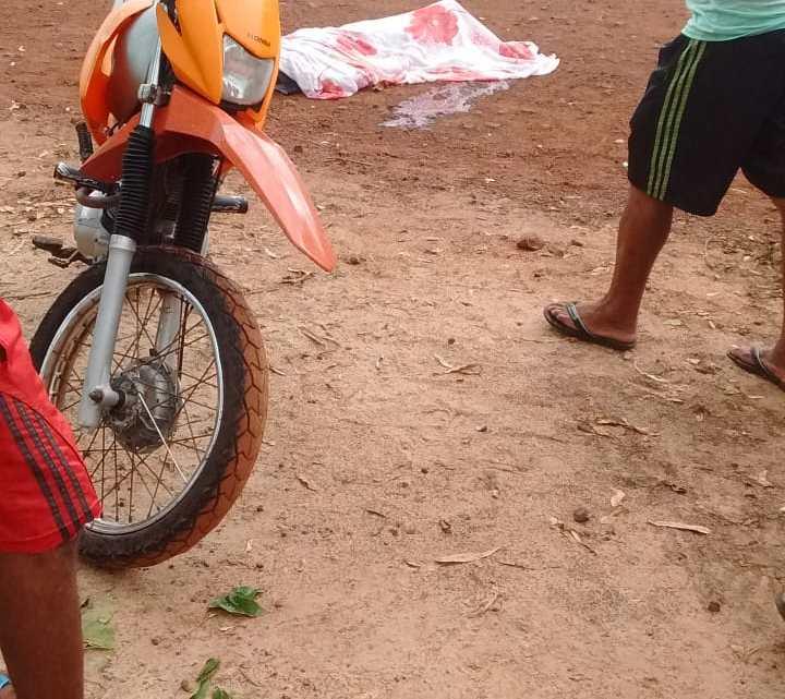 Homem é executado com um tiro na cabeça no povoado Quindiua – Bequimão
