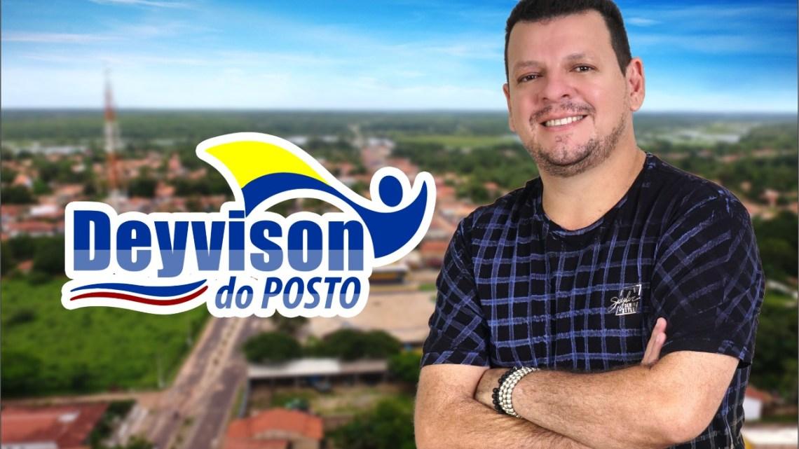 Eleições 2020 – Empresário Deyvison do Posto lança sua pré-candidatura ao cargo de prefeito da cidade de Mirinzal