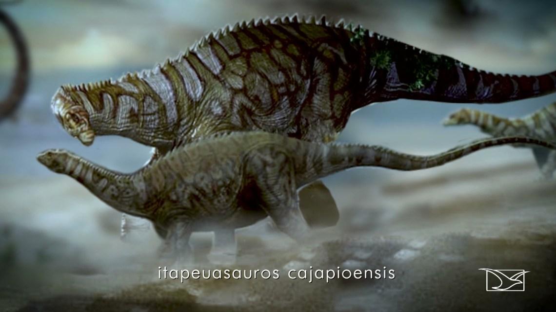 Pesquisadores identificam segundo fóssil de dinossauro encontrado na cidade de Cajapió