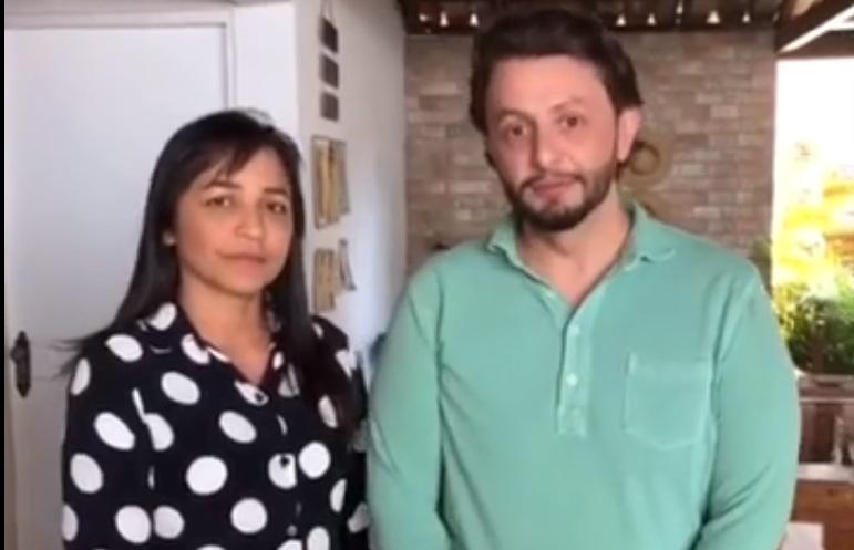 Eliziane Gama reafirma apoio a pré-candidatura de Leonardo Sá a prefeito de Pinheiro
