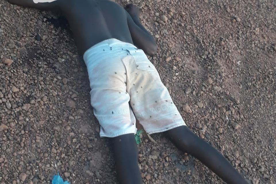 Urgente – Corpo de adolescente de 17 anos é encontrado em lixão no povoado Barroso zona rural de Bequimão