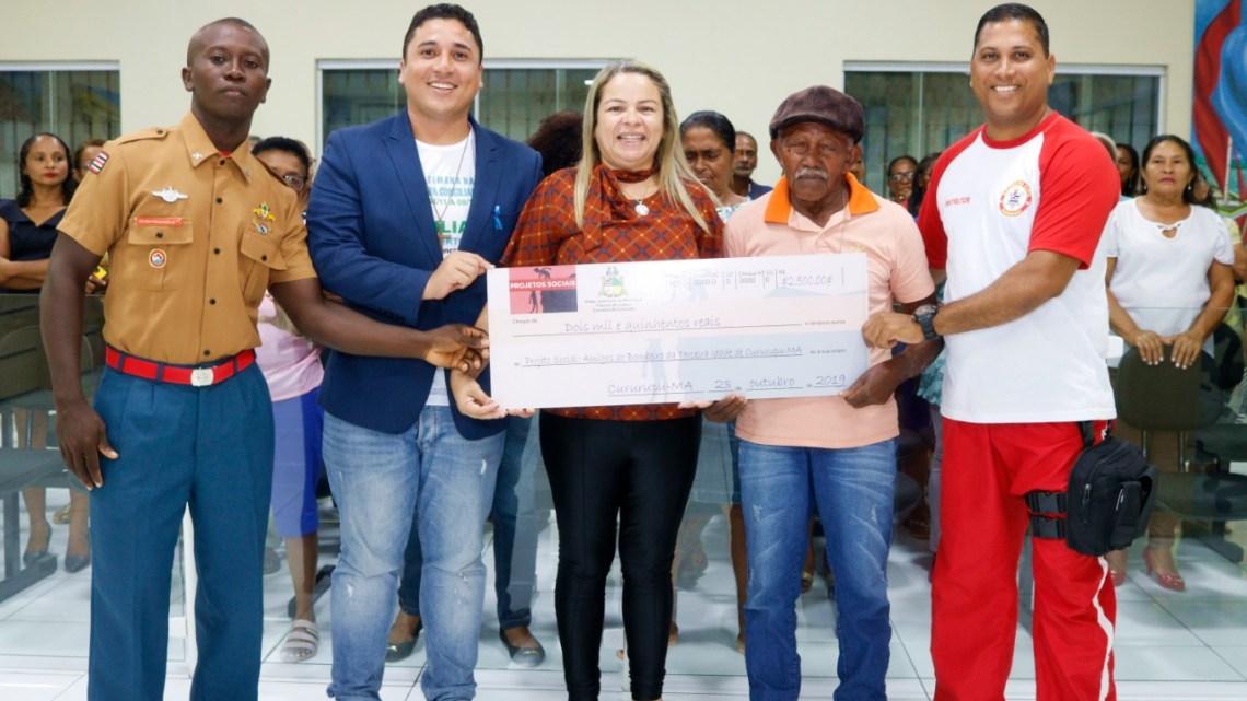 Projeto social da vereadora Hellen Maravilha é contemplado com ajuda financeira da comarca de Cururupu-MA