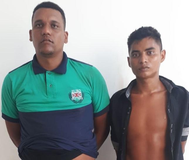 Assaltantes se entregam após cerco da PM em São Bento; Correios já foi assaltado 4 vezes este ano