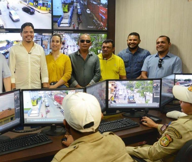 Vergonha – Central de monitoramento é desligado por falta de pagamento em Pinheiro