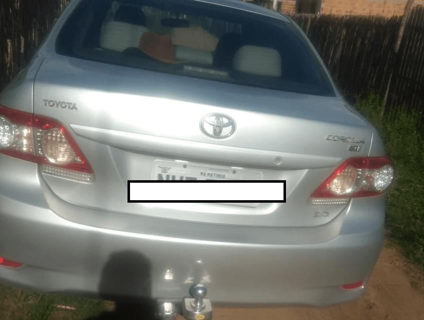 Urgente – Assaltante entra em consultório, prende funcionários e rouba veículo de dentista em Matinha
